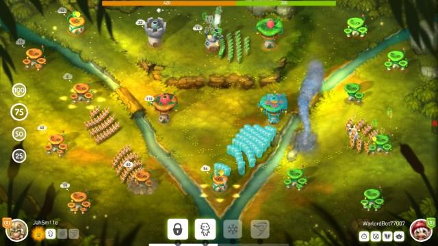 Mushroom Wars mac