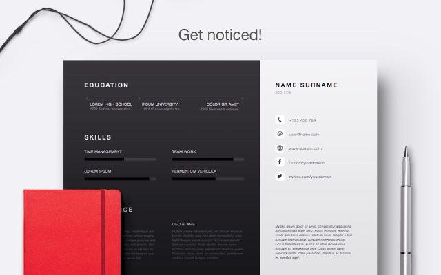 Resume & CV Lab mac