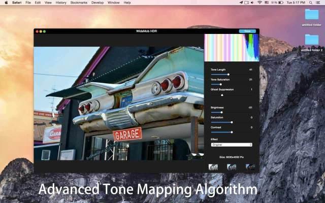 WidsMob HDR mac