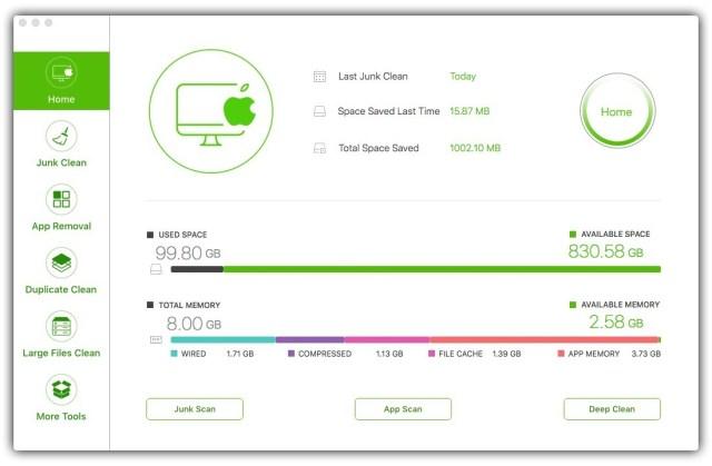 iMac Cleaner Mac Free Download
