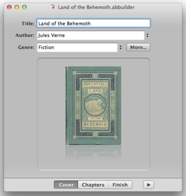 Audiobook Builder mac
