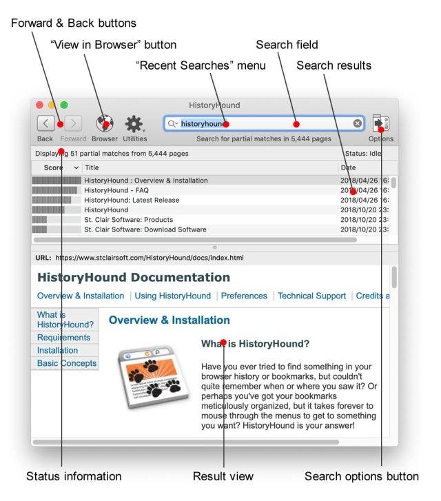 HistoryHound mac