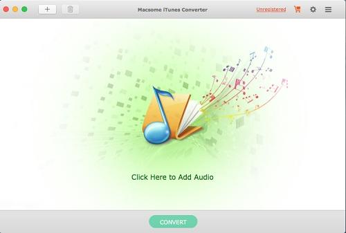 Macsome iTunes Converter Mac