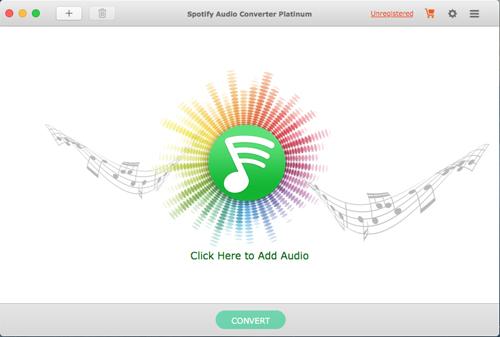 Spotify Audio Converter Platinum Mac