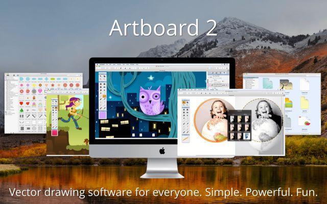 Artboard Mac