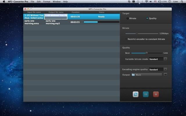 MP3 Converter Pro Mac