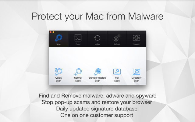 Antivirus Zap Mac