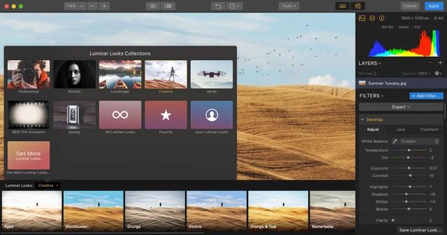 Luminar Flex For mac