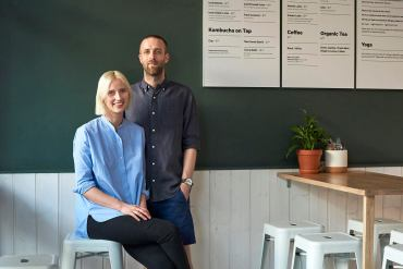Five minutes with Bannie and Nick of Northcote cafe Fort Green