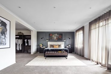 Luxury hotel-style living with Metricon's new home design