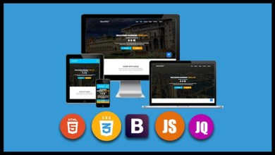 [100% OFF] Build a new and modern looking Responsive websites