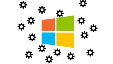 Develop windows services