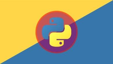 Python – Zero to Hero (بايثون من الصفر إلى الإحتراف)