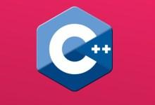 C++ Programlamaya Giriş (BAŞLANGIÇ EĞİTİMİ)