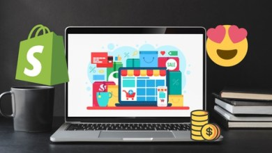Complete Shopify Guide- From Zero to Creating your own Store