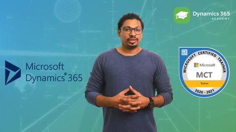 Dynamics 365 CRM + PowerApps Developer Course – Part 2