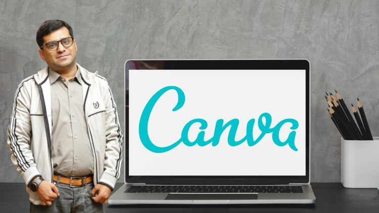 [100% OFF] Canva Graphics Design Course | Learn and Earn Online