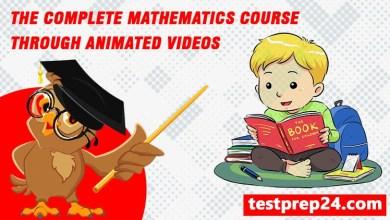 [100% OFF] Complete Mathematics/Math Course through Animated videos2021
