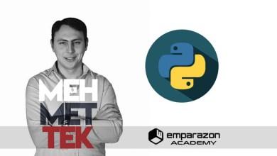 [100% OFF] Python Programlama Eğitimi A-Z™ – 2020 (58.000+ Öğrenci)