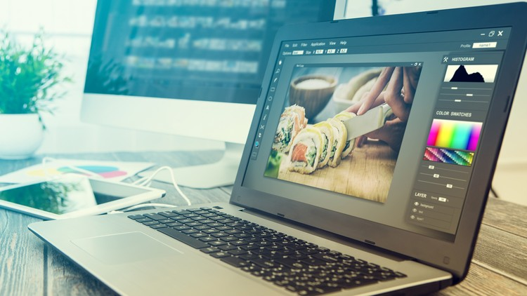 [100% OFF] Photo Editing with Adobe Photoshop 2021
