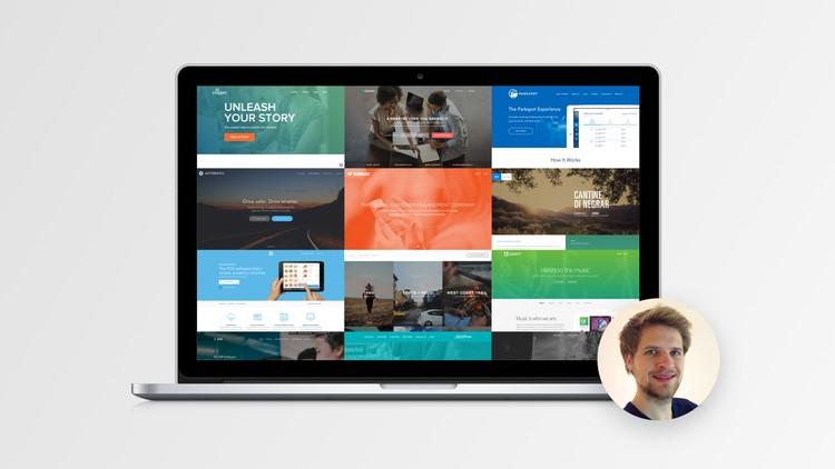 Web Design for Web Developers: Build Beautiful Websites! (Udemy)