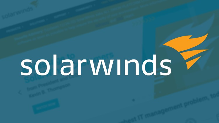 [100% OFF] SolarWinds NPM Training Course