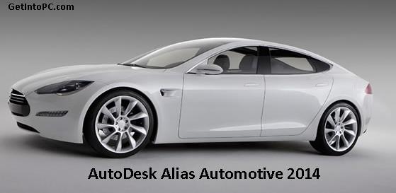 Download Autodesk Alias Automotive 2014 Free