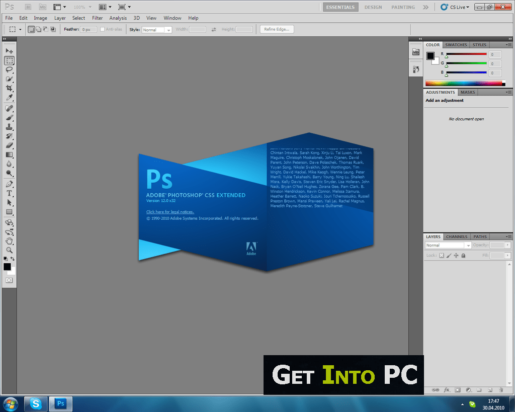 Photoshop CS5 amtlib.dll Patch and CRACK - Serial Activation | Usman Ali