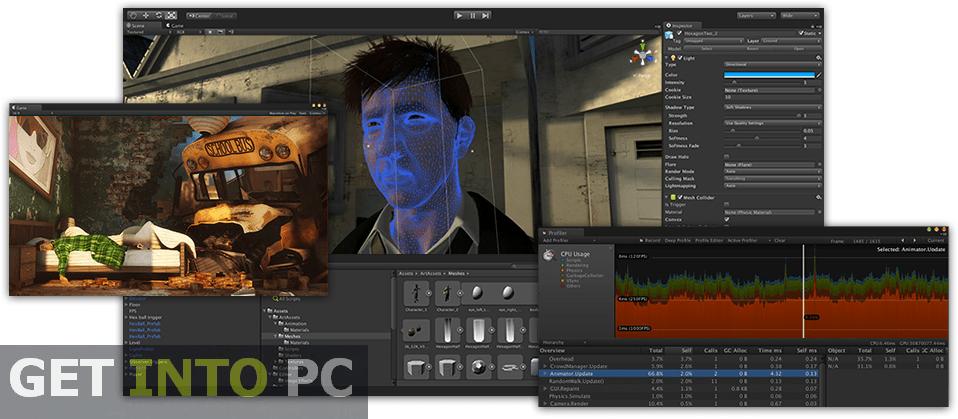 Unity 3D Pro Free Download