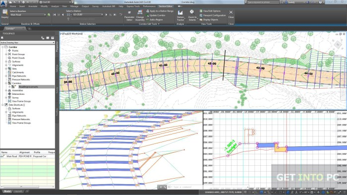 AutoCAD Map 3D 2015 Free Download