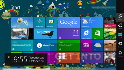 Windows 8 All in One ISO Direct Link Download