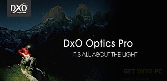 DxO Optics Pro Latest Version Download