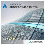 AutoCAD Map 3D 2016 32/64 Bit ISO Free Download
