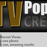Graphicriver TV Pop Out Creator Free Download