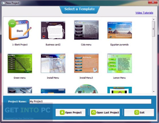 My Autoplay Professional Latest Version Download