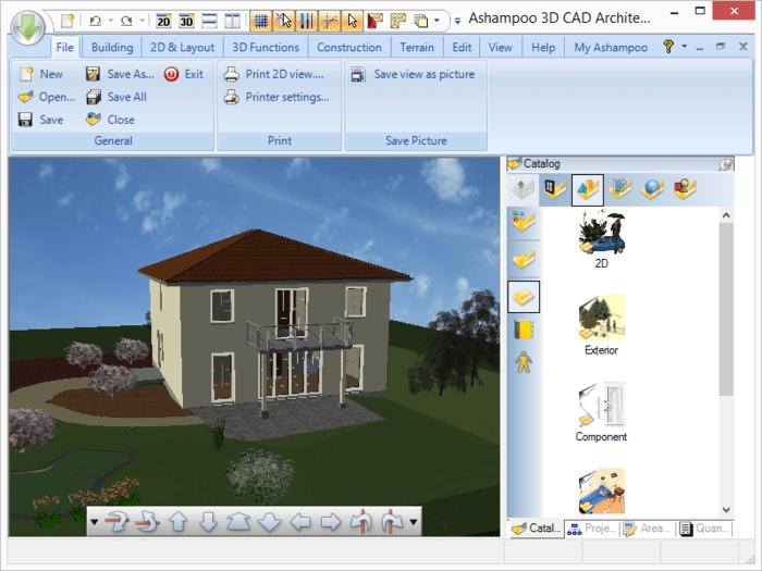 Ashampoo 3D CAD Professional 5 Free Download