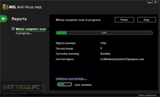 AVG Antivirus 2016 Offline Installer Download