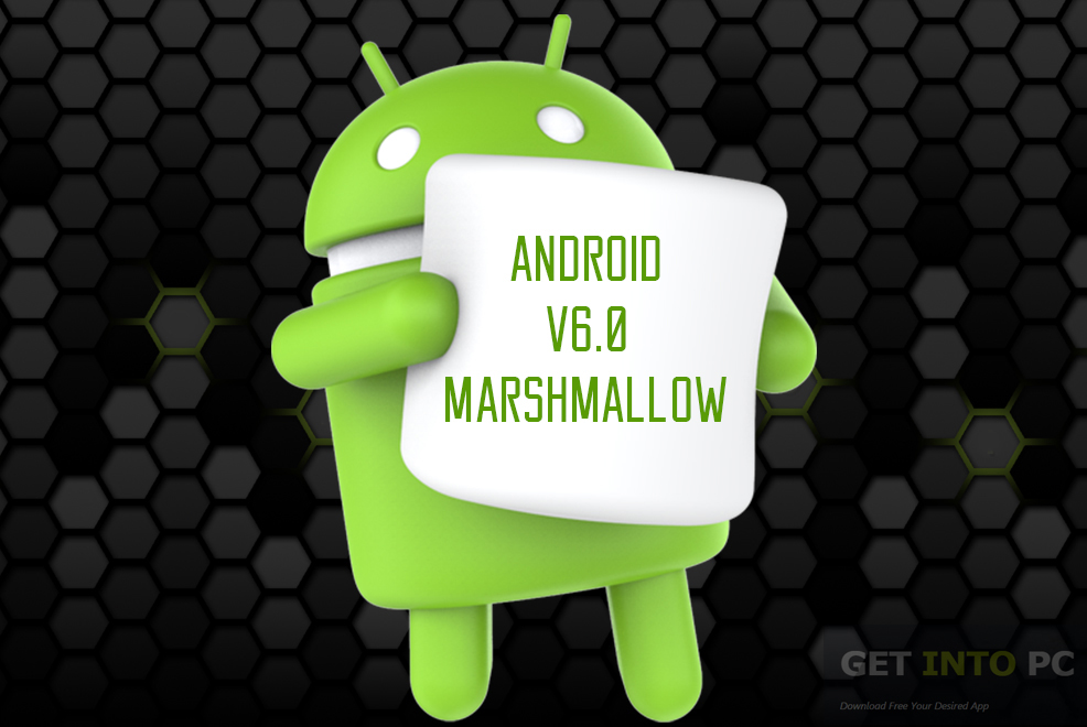 Android 6.0 Marshmallow x86 for PC Free Download