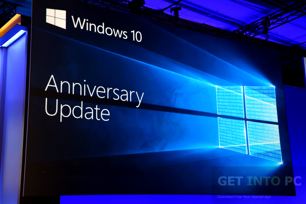 Windows 10 Anniversary Update Final ISO Aug 2016 Free Download