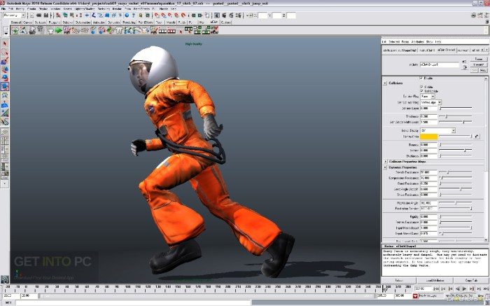 Autodesk Maya 2010 32Bit x86 Free Download