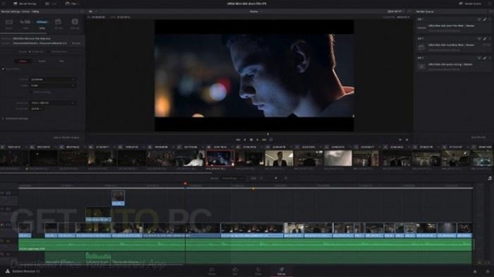 Download DaVinci Resolve Studio 12.5 + easyDCP DMG For MacOS