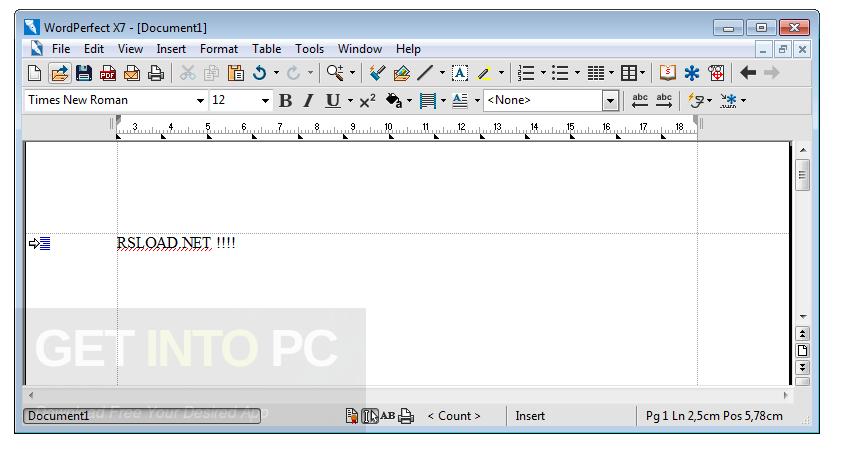 Corel WordPerfect Office X8 Pro Free Download