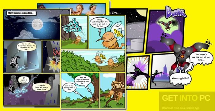 Summitsoft Comic Creator 1.0.6.0 Free Download