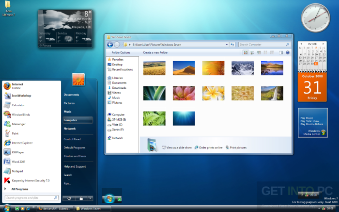 Download Windows 7 Ultimate x64 Incl Office 2010 ISO