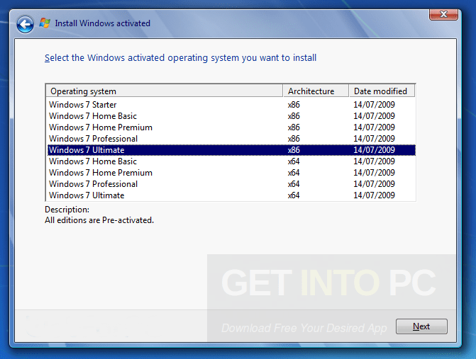 Download Windows 7 AIl in One ISO June 2017 Updates