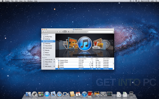Mac OS X Lion 10.7.5 Direct Link Download