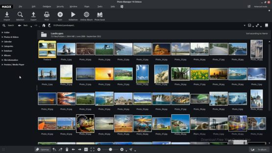 MAGIX Photo Manager 17 Latest Version Download