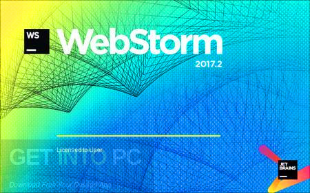 JetBrains WebStorm 2017 Free Download