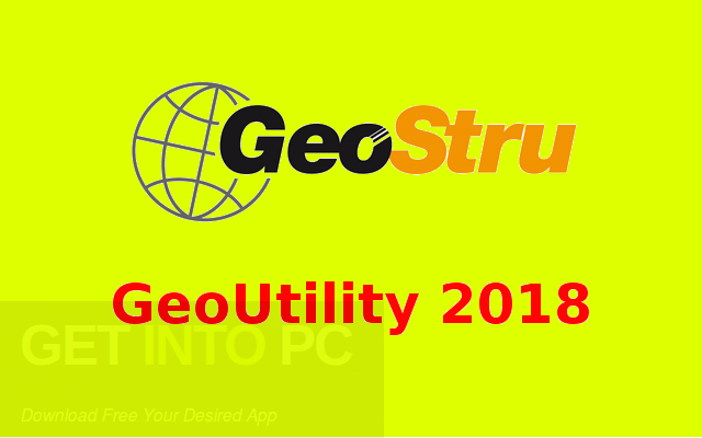 GeoStru GeoUtility 2018 Free Download