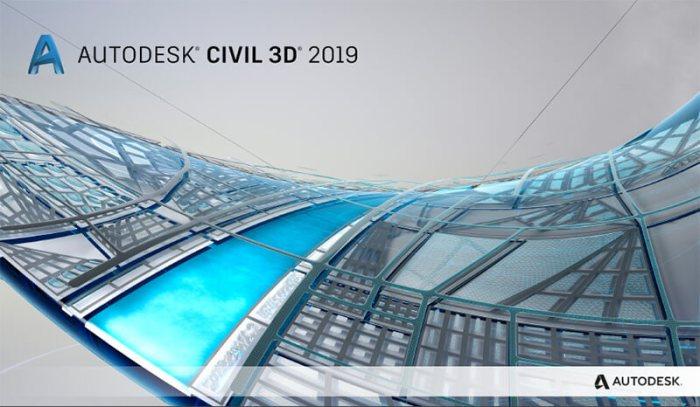 AutoCAD Civil 3D 2019 x64 Free Download